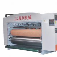 Quality Electric Corrugated Box Die Cutting Machine With High Accuracy for sale