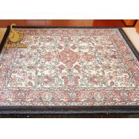 PVC Back Anti - Slip Indoor Area Rugs 1mm - 8mm Thickness OEM