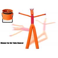 China Single Leg Multi Color Inflatable Arm Flailing Tube Man For Advertising Promotion on sale
