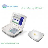 Quality Fetal Heart Monitor Cardiotocography Baby Doppler Ultrasound portable Fetal Monitor CTG machine for sale