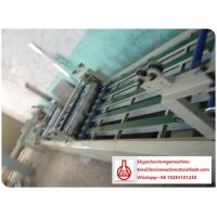 Quality Automatic Vacuum Forming Machine with Glue Spreading Overlaying Drying Process for sale