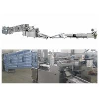 Quality High Efficiency Cereal Bar Production Line Multi - Function 11130*1000*1700mm for sale
