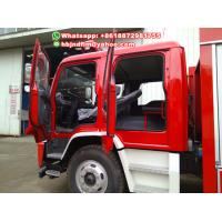 Buy Brand new FTR ISUZU water foam fire truck with 6000liters for sale at wholesale prices