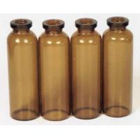 Quality Clear / Amber Glass Oil Bottles with Dropper For Pharmaceutical, Chemical EP, JP for sale