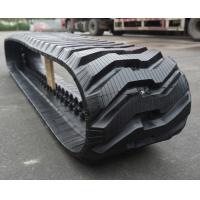 China High Tractive Force Bobcat T750 Skid Steer Rubber Tracks 450x86BLx55 with Good Wear Resistance and Tear Resistance on sale
