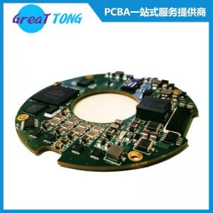 Quality Industrial Touch Screens and PC's HASL 4 Layer Scales One Stop PCB Assembly   Shenzhen Grande for sale