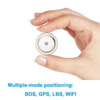 Quality Smallest SOS Emergency Kids Children Elderly Tracking GSM GPS Mini Tracker CXP6 for sale