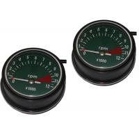 Quality Copper Wire Motorcycle Speedometer Kit , ABS Motor Gauges For HONDA CG125 76 / 77 for sale