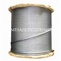Quality Line contacted wire rope for sale
