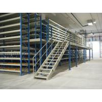 Quality Heavy Duty Metal Mezzanine Racking System Multi Layer With Q235B Steel Material for sale