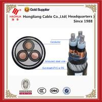 Buy cheap 11kv XLPE Insulated 3*150mm2 3*240mm2 Underground cable from wholesalers