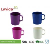 Quality High Strength Personalised Melamine Mugs Durable Non - Flammable Diverse Styles for sale