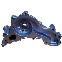 Quality High Pressure Alloy Aluminium Die Casting Products Heavy Duty Sand Blasting Surface for sale