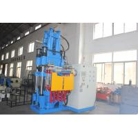 Buy cheap Stroke 500mm 300 Tons Vertical Injection Machine Injection Volume 3000CC from wholesalers