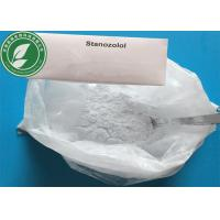China Injectable Steroid Powder Stanozolol Winstrol For Fat Loss CAS 10418-03-8 on sale