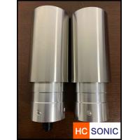 Buy cheap Rinco C20-10 Ultrasonic welding converter with two LEMO Plug 90° from wholesalers