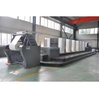 Quality Commercial Multicolor Offset Label Printing Machine Shaftless Driving Type for sale