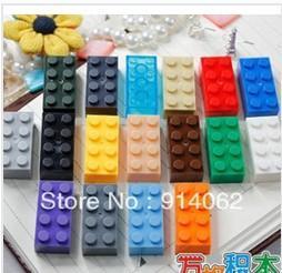 China 2013 toys parts DIY blocks bricks plastic building blocks for kids/children 200pcs/lot color assorted on sale