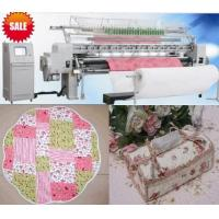 Quality Shuttle Type Lock Stitch Multi Needle Quilting Machine, Bedspreads Quilting Machine for sale