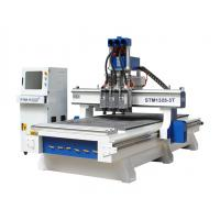 China 4x8 CNC Router for sale with Multi-spindles changing automatically on sale
