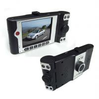 Quality High speed 60Hz 90 degree Twin channel Cycle recording Dual Channel Car Camera for sale