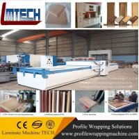 Quality High performance vacuum membrane hot press laminate machine for sale