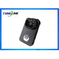 Quality Custom Outdoor 4G Body Worn Camera WiFi GPS Law Enforcement Recorder for sale