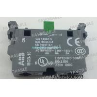 Abb Switch Cbk Cb10 Contact Block Especially Suitable For