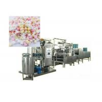 Quality 380V Adjustable Hot Cotton Candy Machine Depositing Speed 25-55n / Min for sale