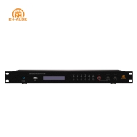 China RH-AUDIO New Product Digital Rack Mountable Usb Recorder & Player with FM BT on sale