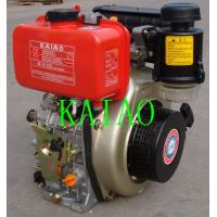 Low Fuel Consumption 12Hp Diesel Engine With 5.5L Fuel Tank Capacity for sale