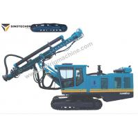 Buy cheap Mining / Construction Dth Drilling Rig With Drilling Holes 90 - 255mm from wholesalers