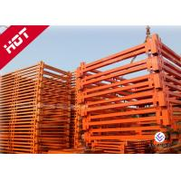 China Safe And Convenient Scaffold Stair Access Towers , Ring - Lock Steel Scaffold Tower on sale