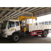 Quality Chinese good quality of xugong SQ3.2SK1Q Mini Telescoping Truck Mounted Crane for sale