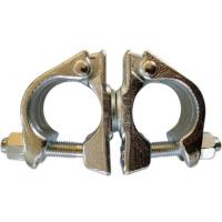 Quality Scaffolding German Drop Forged Half Swivel & Double Fix Tube Coupler for sale
