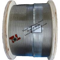 Quality 304 1x19 5mm Stainless Steel Wire Rope for sale