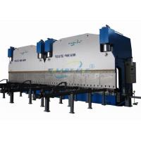 Buy cheap Large CNC Tandem Hydraulic Press Brake Bending Machine For Producing Electrical from wholesalers