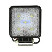 China 5 Inch Square 15W LED Work Light For trucks on sale