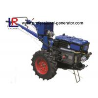 Quality Mini Diesel Good Quality Farm 10HP Small Walking Tractor Hand Operated Electric Start for sale