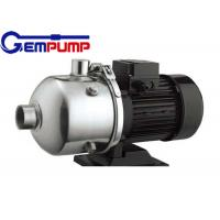 China CHL Multistage High Pressure Pumps 0.37~4.4 kw Power cast iron Material on sale