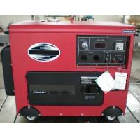 Quality Diesel Generator, Air Cooled, 5kw/5.5kw Silent Type (ADP6500T) for sale