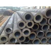 Quality ERW Weld Pipe Q235B Q195B  60*3mm Seamless Steel Pipe 5.8m Length for sale