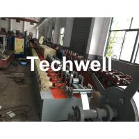 Quality Roller Shutter Door Slat Roll Forming Machine With Pu Foam Injection Machine For Offering Energy Savings and Security for sale
