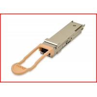 Buy QSFP-100G-LR4-S Fiber Optic Transceiver Compatible 100GBASE-LR4 QSFP28 1310nm at wholesale prices