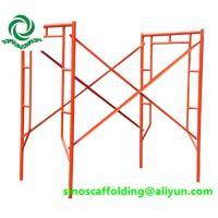 Best Quality scaffolding frame for construction