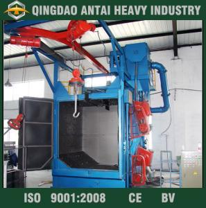China QD378 double hook type abrasive blasting machine on sale