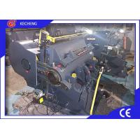 China Cardboard Creasing Machine for Punching Manual on sale