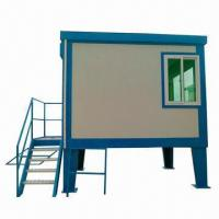 Quality Container House/Duty Room/Modular House/Control Room, OEM Orders are Welcome for sale
