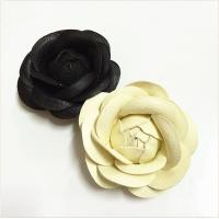 Quality Wedding Decoration Floral Fabric Roses Beautiful Miniature Fabric Flowers for sale