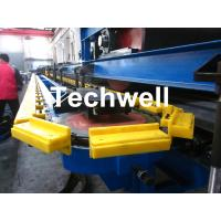 Buy cheap PU Insulated Sandwich Panel Forming Machine With Double Belt Drive Type, Cooling from wholesalers